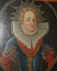 dronning elisabeth søster