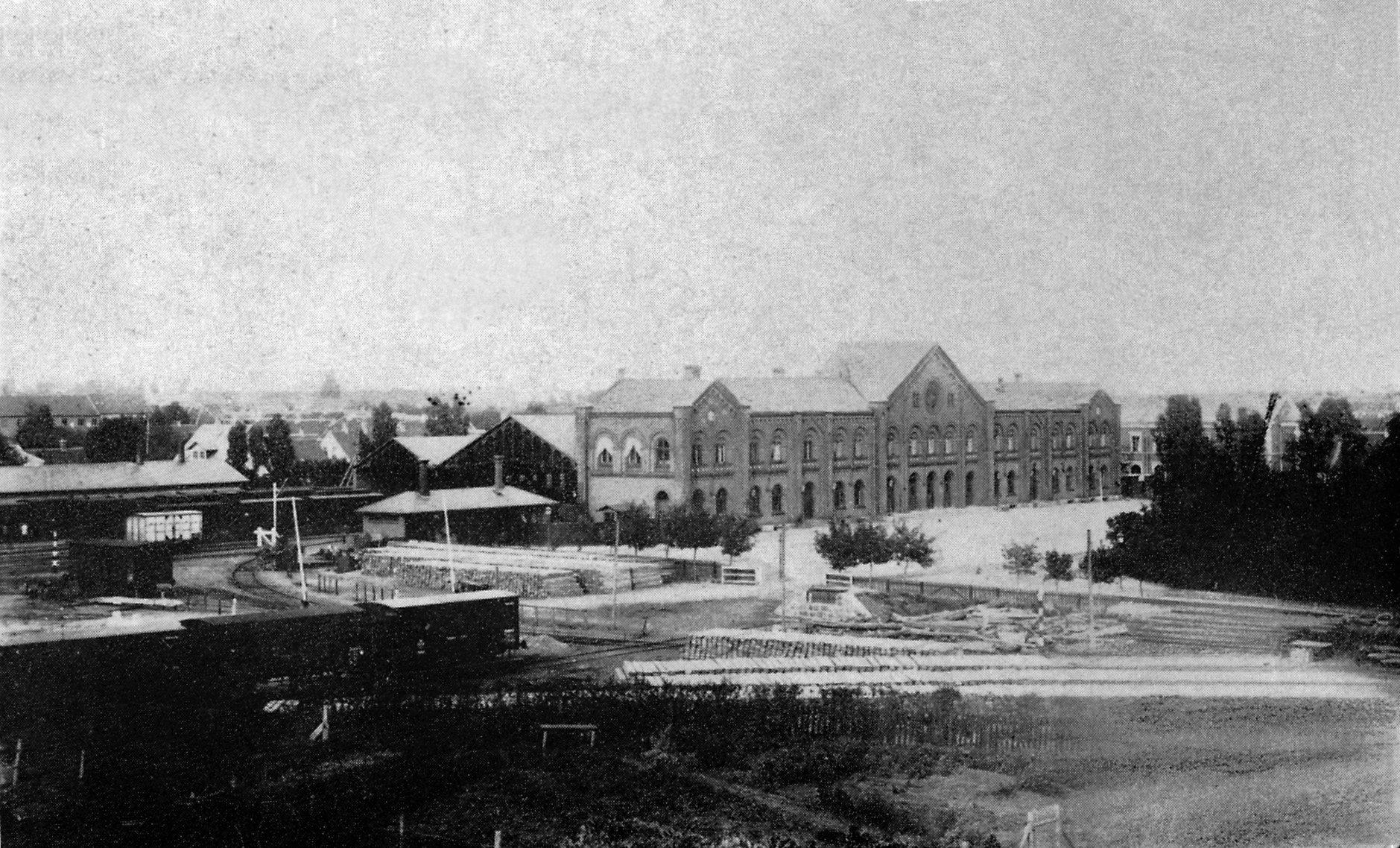 d30978d4f22 CARL MENG's ERINDRINGER FRA FREDERICIA I 1880'erne og 1890'erne