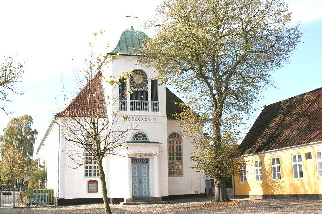 trinitatis kirke i fredericia